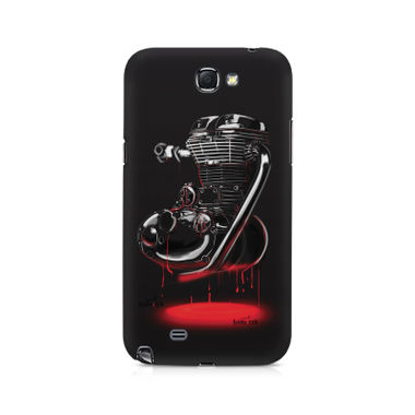 RE HEART - Samsung Note 2 | Mobile Cover