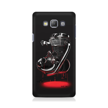 RE HEART - Samsung On 5 | Mobile Cover