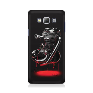 RE HEART - Samsung On 7 | Mobile Cover