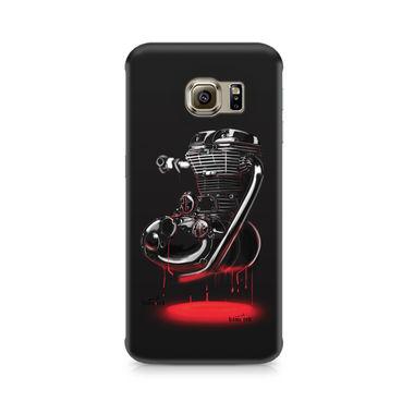 RE HEART - Samsung S6 Edge G9250 | Mobile Cover