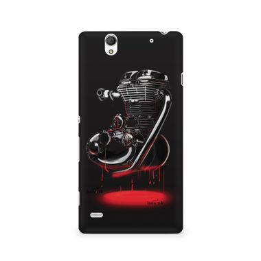 RE HEART - Sony Xperia C4 | Mobile Cover