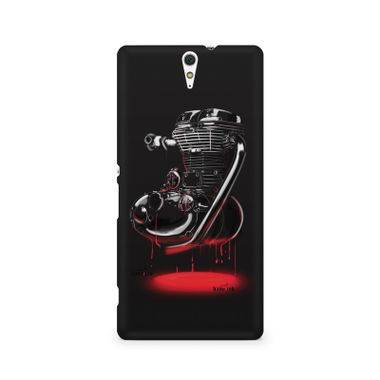 RE HEART - Sony Xperia C5 | Mobile Cover