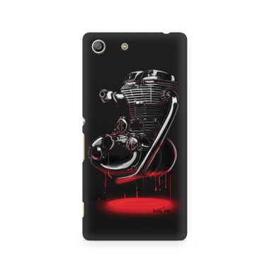 RE HEART - Sony Xperia M5 | Mobile Cover