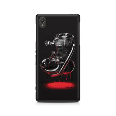 RE HEART - Sony Xperia Z2 L50W | Mobile Cover