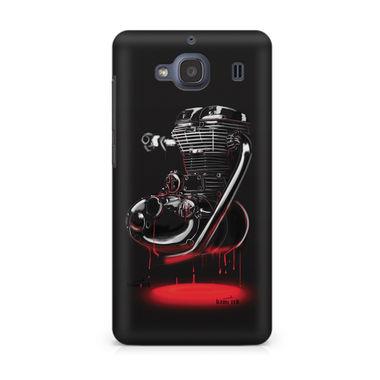 RE HEART - Xiaomi Redmi 2s   Mobile Cover