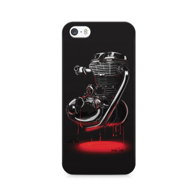 RE HEART - Apple iPhone 5/5s | Mobile Cover