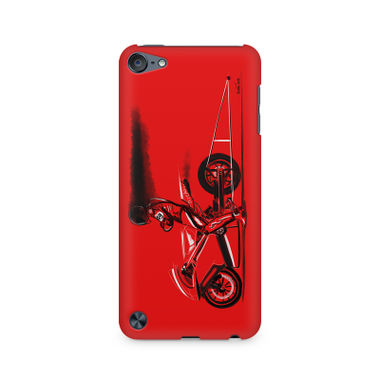 Red Jet - Apple iPod Touch 6 | Mobile Cover