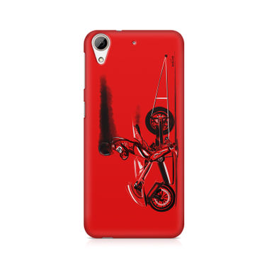 Red Jet - HTC Desire 626   Mobile Cover