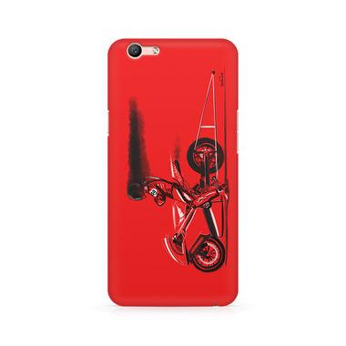Red Jet - Oppo F1s