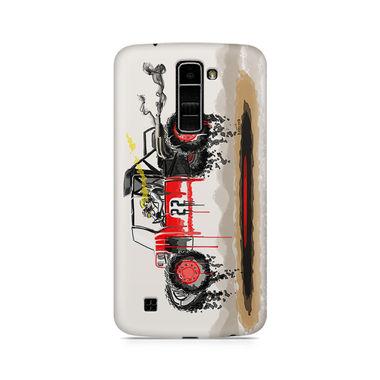 Red Sander - LG K7 | Mobile Cover