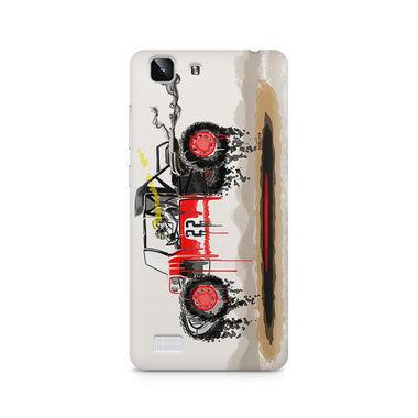 Red Sander - Vivo X5 | Mobile Cover