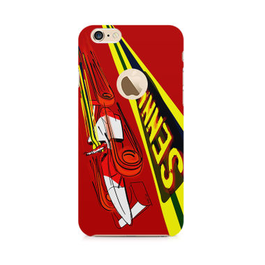 SENNA- Apple iPhone 6/6s with hole | Mobile Cover