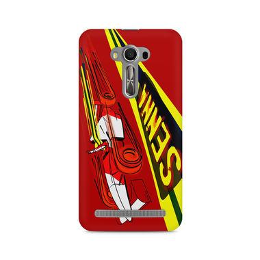 SENNA- Asus Zenfone 2 Laser ZE500ML   Mobile Cover