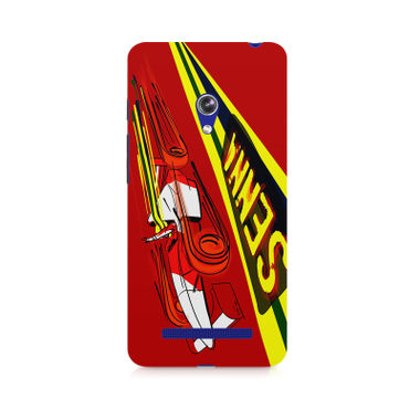 SENNA- Asus Zenfone Go | Mobile Cover