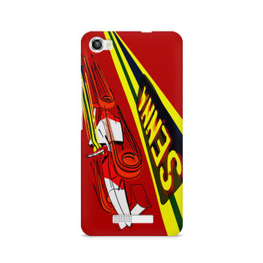 SENNA- Lava Iris X8   Mobile Cover