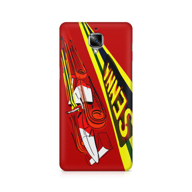SENNA- OnePlus Three | Mobile Cover