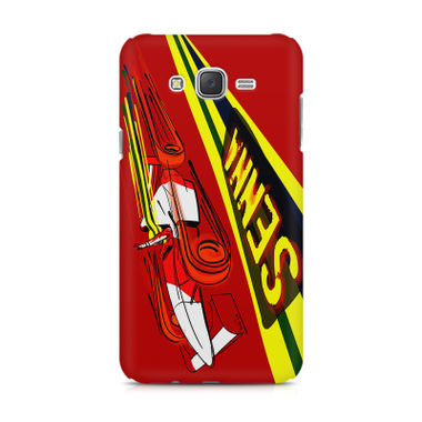 SENNA- Samsung J3 | Mobile Cover