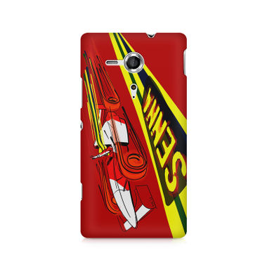 SENNA- Sony Xperia SP M35H | Mobile Cover