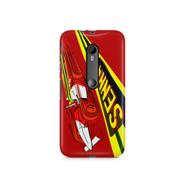 SENNA - Moto X Play | Mobile Cover