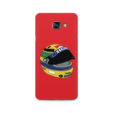 CHAMPIONS HELMET - Samsung A710 2016 Version   Mobile Cover