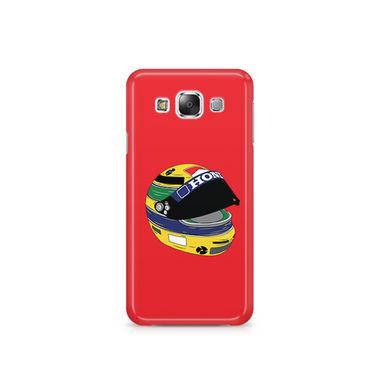 CHAMPIONS HELMET - Samsung E5   Mobile Cover
