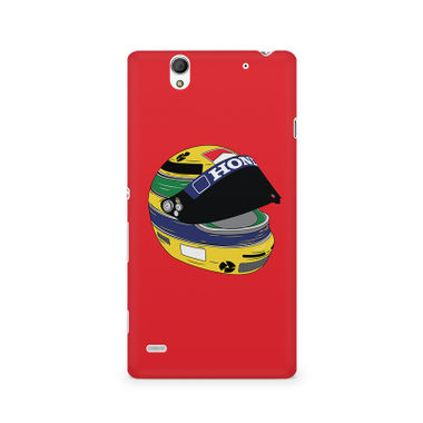 CHAMPIONS HELMET - Sony Xperia C4 | Mobile Cover