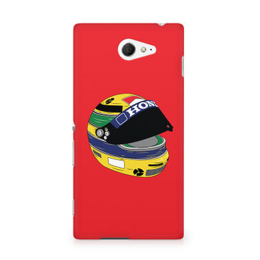 CHAMPIONS HELMET - Sony Xperia M2 S50h | Mobile Cover
