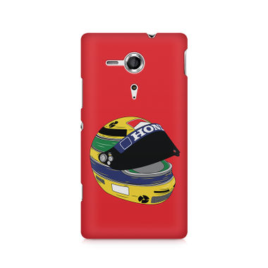 CHAMPIONS HELMET - Sony Xperia SP M35H   Mobile Cover