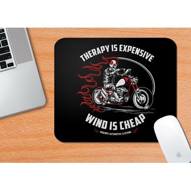 WIND IS CHEAP | Mouse Pad