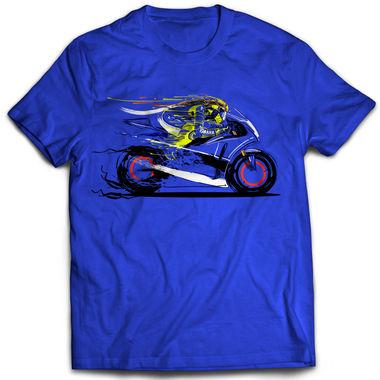 VALE - BLUE   Tshirt