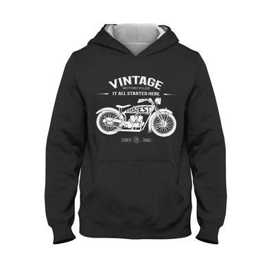 Vintage Motorcycles | Hoodie