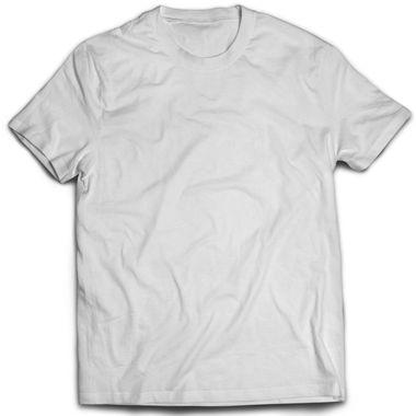 Classic White Plain T-Shirt
