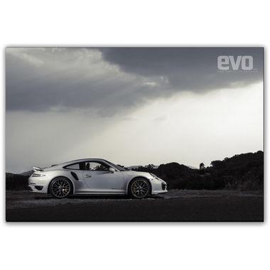 Porsche-2 | Poster