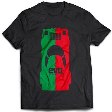 EVO STRATOS - Black | Tshirt
