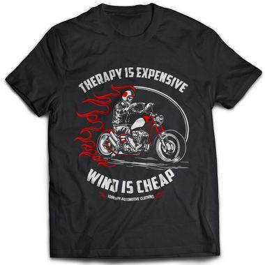WIND IS CHEAP | Tshirt