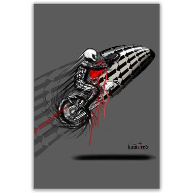 Sprint Beemer   Artist: Hamerred49   Poster