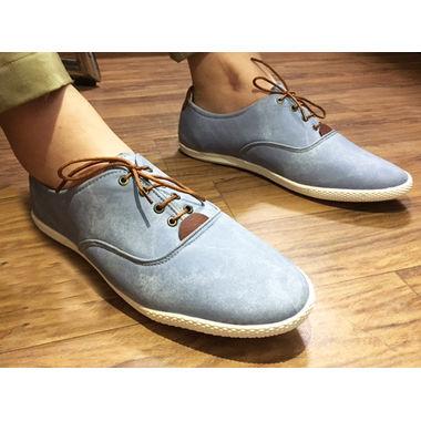 Jean Blue Sneakers