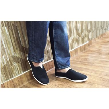 Trendy Black Loafers
