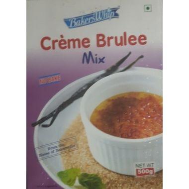 Creme Brulee Mix (500gms)