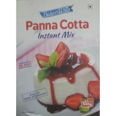 Panna Cotta Instant Mix (500gms)