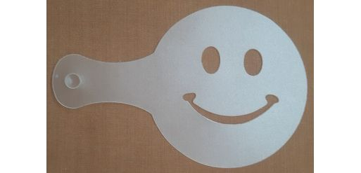 Smiley Stencil