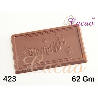 Happy Birthday New - Chocolate Mould