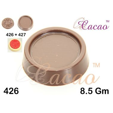 Round case - Chocolate Mould