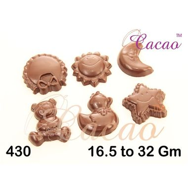 Smiley Shape - Chocolate Mould