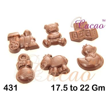Different Shapes 3 - Chocolate Mould