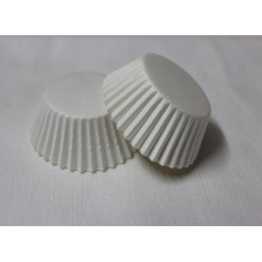 Traditional plain white cup cake (25 pcs)