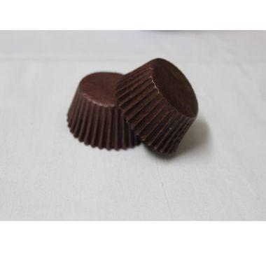 Brown cup cake liner (25 pcs)