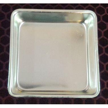 Square Aluminium Cake Mould