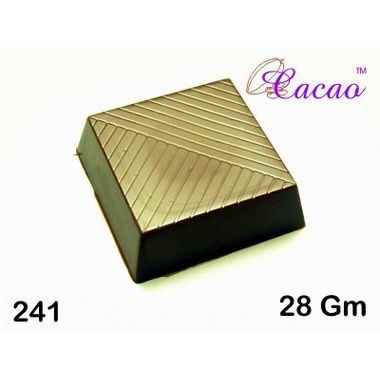 Triangles square-Chocolate Mould