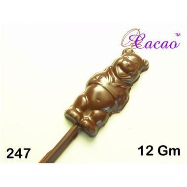 Bear stick-Chocolate Mould